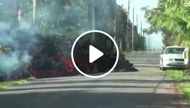 Traveling, Going To Volcanic City - Video & GIFs | nature & travel, city, volcanic luxury cars, luxury vehicles