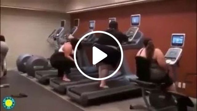 hardworking girl practices on the treadmill, sports, hardworking girls, workout jogging, best treadmill, sports clothing